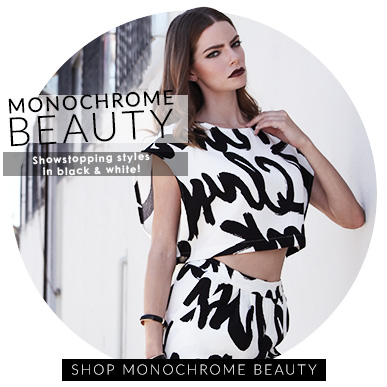 Shop Monochrome Beauty